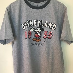 Disney Park Embroidered Mickey The Original Size M